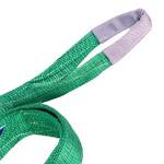 poliesterska traka za dizanje tereta sa usicama